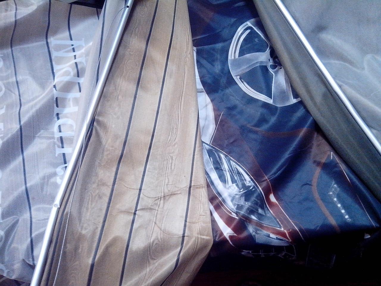 Печать флагов по индивидуальному заказу