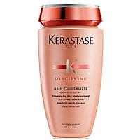 Безсульфатный шампунь для гладкости и легкости волос Kerastase Discipline Bain Fluidealiste 250 мл.