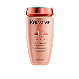 Безсульфатный шампунь для гладкости и легкости волос Kerastase Discipline Bain Fluidealiste 250 мл., фото 5