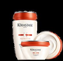 Kerastase Nutritive-питание сухих, чувствительных, поврежденных волос.