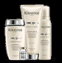 Kérastase Densifique - средства для уплотнения и густоты волос