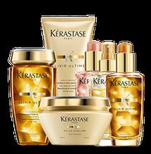 Kerastase Elixir Ultime - уход за всеми типами волос