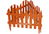 "Декоративный забор ""Ренессанс"" терракотовый 28х300 см 65025 (002)"