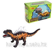 """Животное """"Динозавр"""", световые и звуковые эффекты"""