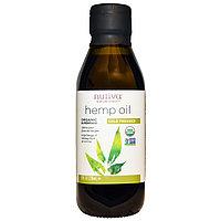 Nutiva, Органический суперпродукт, конопляное масло холодного отжима,  (236 мл)