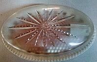 Плафон иранский пластиковый овальный