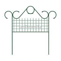 Заборчик Садово-парковый «Классический» 0,7х0,9м 65042 (002)