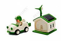 Конструктор на солнечной батарее Автомобилист