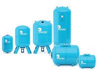 Баки расширительные мембранные (гидропневмобаки) для систем водоснабжения WAV 8-(на 8 литров)