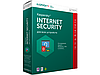 Антивирус  Kaspersky Internet Security  2019 3 ПК база