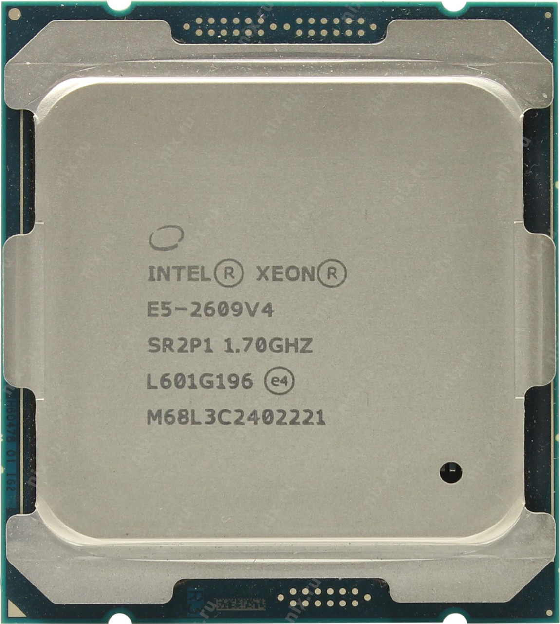 Процессор Intel Xeon E5-2609V4 Socket-2011 (8C/8T/1.7Ghz/6400/20MB)
