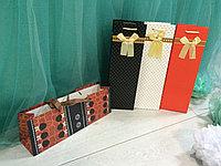 Подарочные пакеты для бутылок