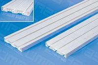 Карнизы пластиковые потолочные для штор, фото 1