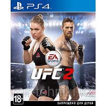 Игра UFC 2 для Sony  Playstation 4