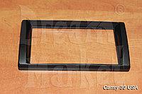Переходная рамка Toyota Camry 30-35 USA, 2DIN, пластик, черный, фото 1