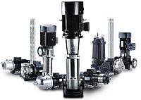 Насос CNP CDL 8- 4 F1SWPC 1,5 кВт