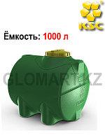 Емкость для воды и топлива, 1000 л (Казахстан)
