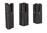 Термоусаживаемые перчатки не поддерживающие горение 4ТПИнг-150/240 ™КВТ