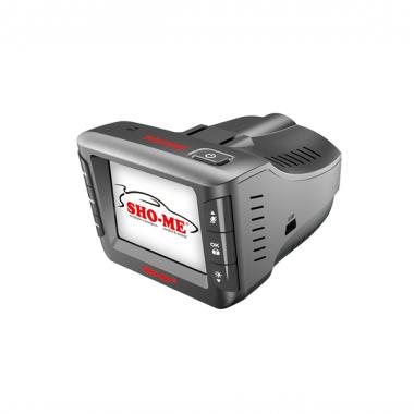 SHO-ME Combo Wombat - видеорегистратор с антирадаром