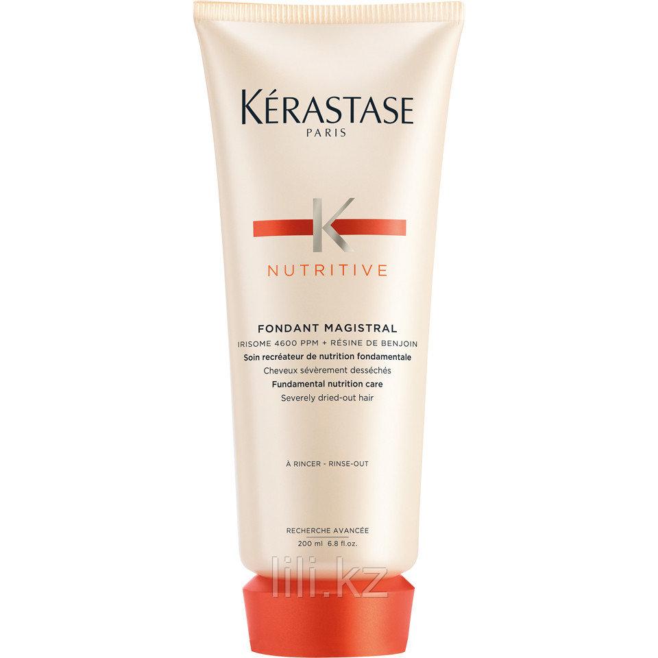 Смываемый уход для интенсивного питания очень сухих волос Kerastase Nutrive Fondant Magistral 200 мл.