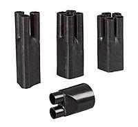 Термоусаживаемые изолирующие перчатки 4ТПИ-150/240 ™КВТ