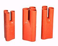 Антитрекинговые изолирующие перчатки на напряжение до 35кВ - ТПИ (КВТ)