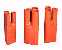 Антитрекинговые термоусаживаемые изолирующие перчатки 3ТПИ-А-150/240 ™КВТ