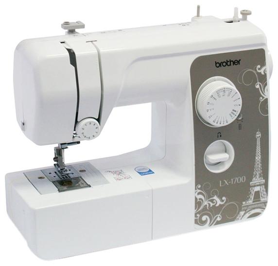 Швейная машина Brother LX-1700.