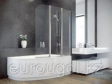 Шторка стеклянная для ванны Besco Ambition 3