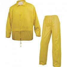 Костюм влагозащитный желтый