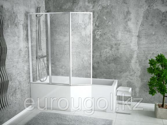 Шторка стеклянная для ванны Besco Ambition Premium 3