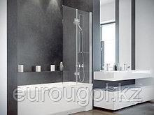 Шторка стеклянная для ванны Besco Prestigio