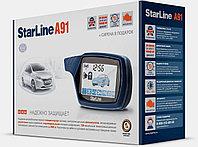 Автосигнализация Starline А91
