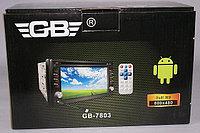 Автомагнитола GB-7803 с навигацией, фото 1
