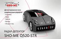 Антирадар SHO-ME Q520 STR новинка 2015 года