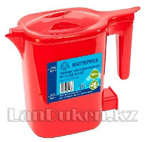 Электрический чайник ЭЧ 0,5/0,5-220 (красный) (001)