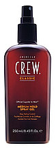 Спрей - гель для волос средней фиксации American Crew Classic Medium Hold Spray Gel 250 мл.