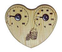 Термометр, гигрометр, песочные...