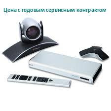 Видеоконференция  Polycom RealPresence Group 300 - 720p EagleEye III camera