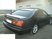 Спойлер на крышку багажника Lexus GS (160)