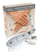 Набор для маникюра и педикюра Professional Nail Care Gezatone 136D