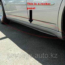 Клипса крепления порогов Chrysler 300c