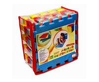 Мягкий детский конструктор «покрытие напольное»