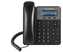 Grandstream GXP1615 IP-телефон 1 SIP аккаунт, 2 линии, нет подсветки экрана, PoE