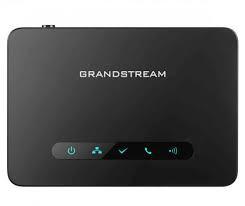 Grandstream DP750 IP DECT базовая станция. 10 SIP аккаунтов, 10 линий, до 5 трубок/5 одновременных вызовов.