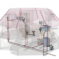 Проектирование водоснабжения и канализации в домах и зданиях