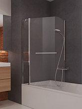 Шторка для ванны одностворчатая New Trendy Soleo 100 и 120