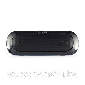 Колонки Delux DLS-Q7UB, Портативные, Чёрный, фото 2
