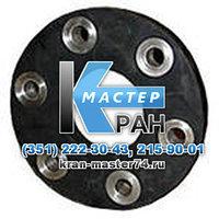 Муфта пальцевая резино-металлическая генератор-дизель А-01/Д-108 Муфта резино-метал.диз.-ген. А01/Д108