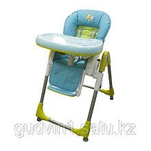 BABY ACE Стул для кормления, синий PC-353